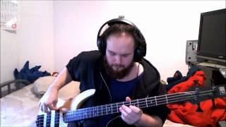 Killswitch Engage - Rose Of Sharyn bass cover
