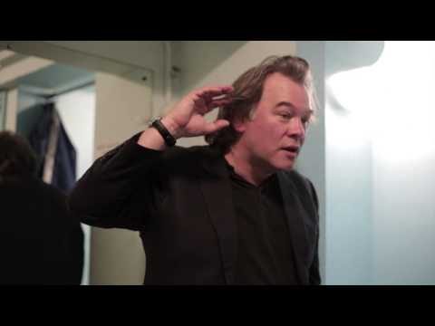 Stewart Lee at the 'Stand Up For Firebox' show at Bloomsbury Theatre