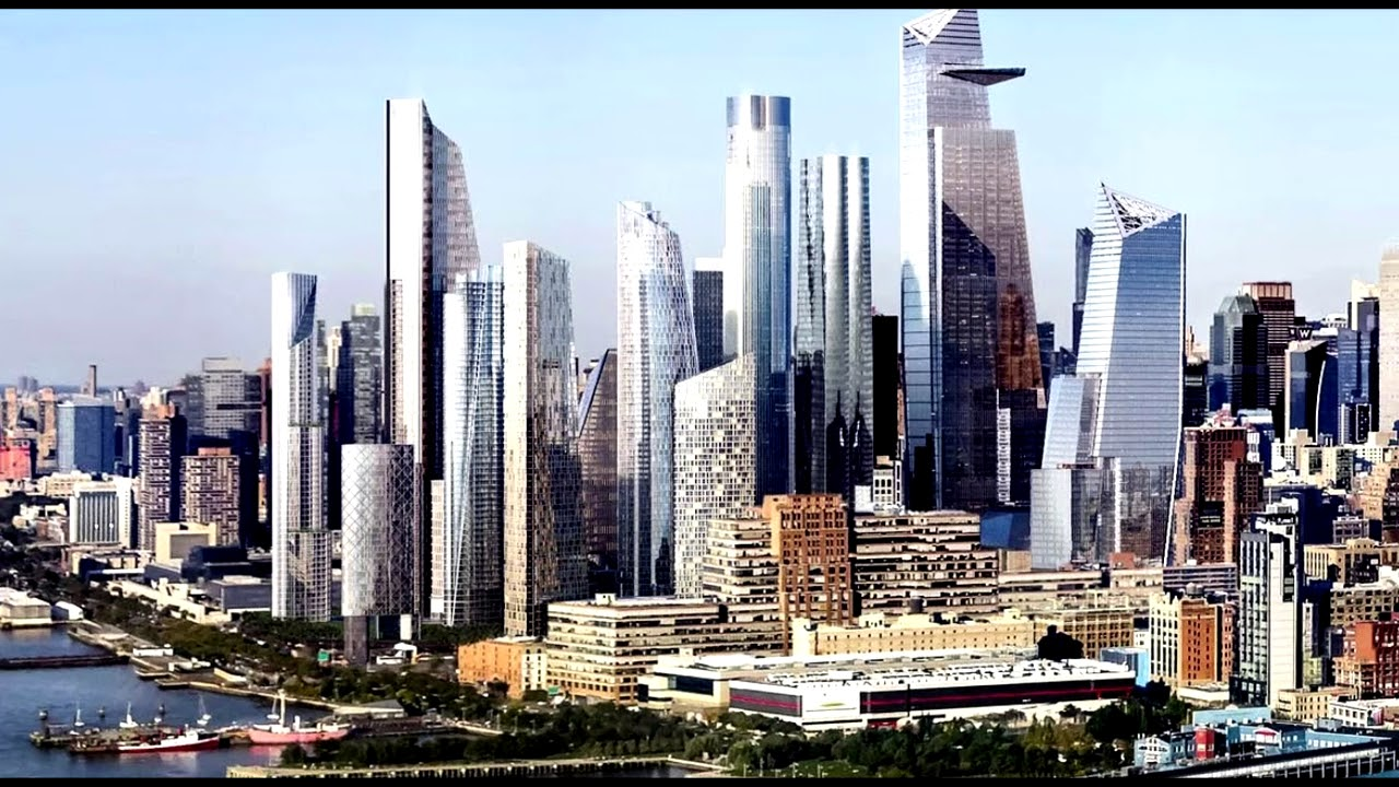 New York 2020 Future NEW YORK(USA) biggest Mega Project  2020.   YouTube