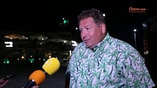 Станислав Дужников: о съемках в Сочи, семье и многом другом