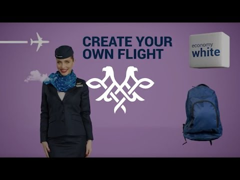 Economy White | Create Your Own Flight | Air Serbia