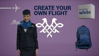 Economy White | Create Your Own Flight | Air Serbia