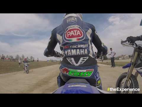 4th Yamaha VR46 Master Camp: On-board Video - Alfonso Coppola at the VR46 Motor Ranch