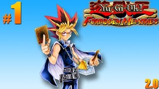 Yu-Gi-Oh! Forbidden Memories (2.0)│en Español por TulioX│Parte #1