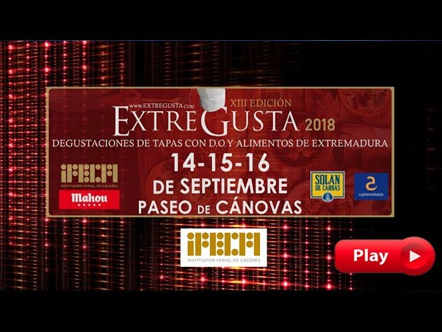Extregusta 2018 IFECA