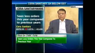 Midcap Radar: Vikram Somany, CMD, Cera Sanitaryware