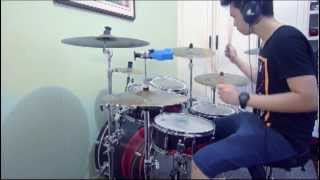 Only One by Yellowcard (Drum Cover by Patrick Songco)