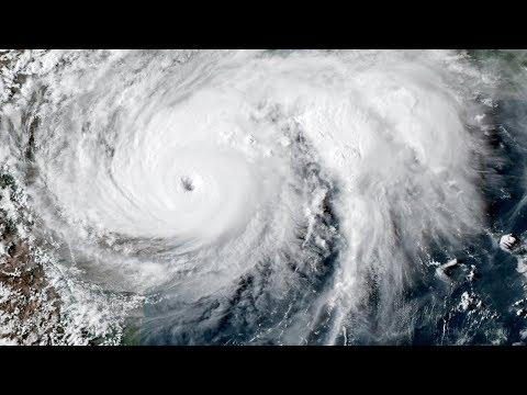 Ocean heat as 'fuel' for hurricanes