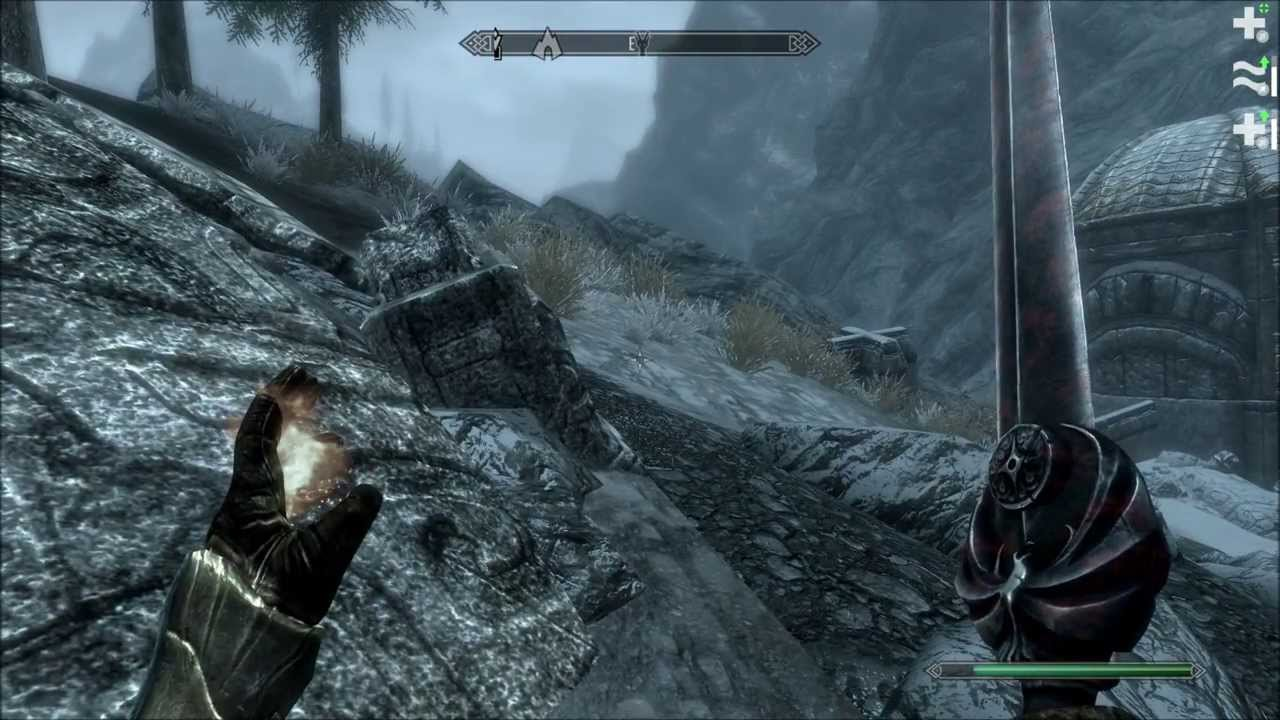 Let's Play Skyrim (Blind), Part 537: Darklight Tower ...