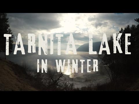 Lacul Tarnita Iarna | Tarnita Lake In Winter | 4K GoPro Hero 5 Black