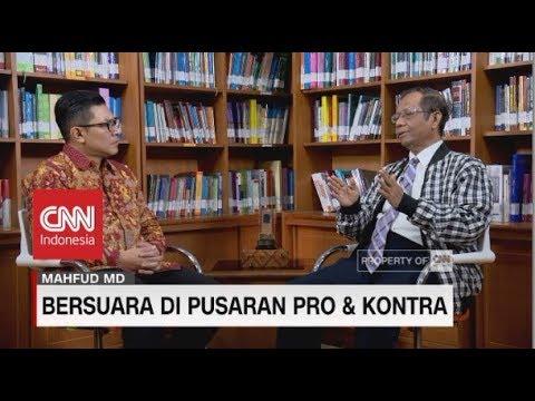 Mahfud MD: Bersuara di Pusaran Pro & Kontra | AFD Now ; Tentang Ratna Sarumpaet, Jokowi & Prabowo
