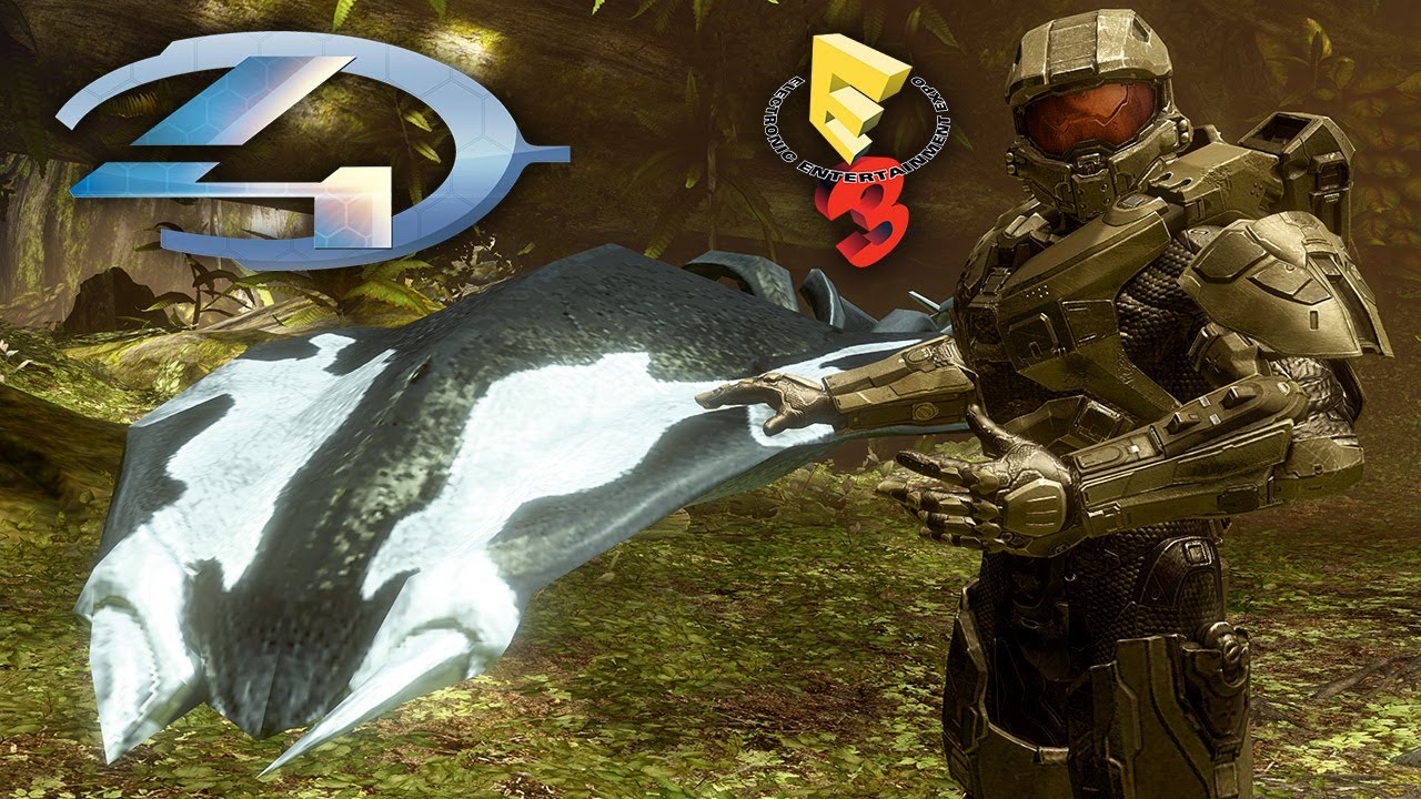 Halo 4 E3 Build - Forge and Beta Objects