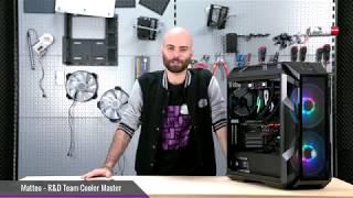 MasterCase H500M: The Basics