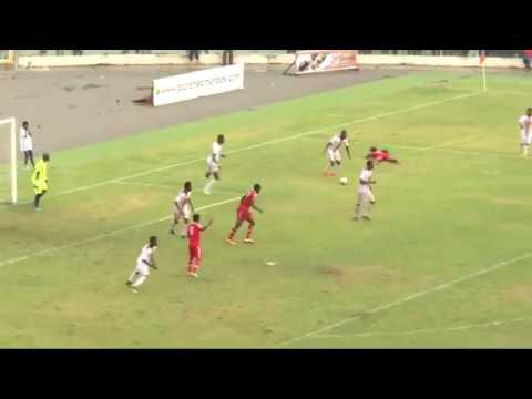 GOALS: HEARTS 3-1 KOTOKO (GHANA AT 60 CUP)