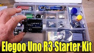 Arduino Starter Kit from Elegoo