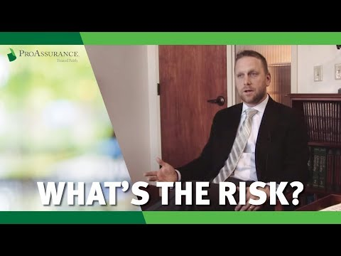 Two Minutes: What's the Risk? Electronic Medical Record Documentation