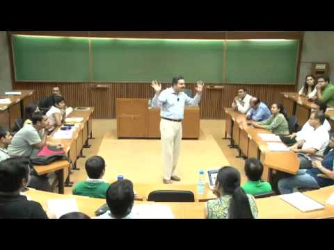 Mr. Srinivasa Addepalli, Sr VP Corporate Strategy, TATA Communications at IIM A PGPX Speaker Series
