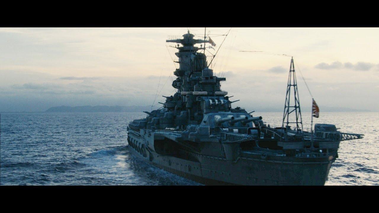 山崎貴監督が 戦艦大和 を完全再現 アルキメデスの大戦 特報映像が