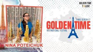 Golden Time Distant Festival | 17 Season | Nina Poteichuk | GTPS-1701-1166