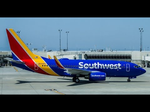 Journey from Ontario,CA to Seattle,WA via Oakland and back on Southwest Airlines B737