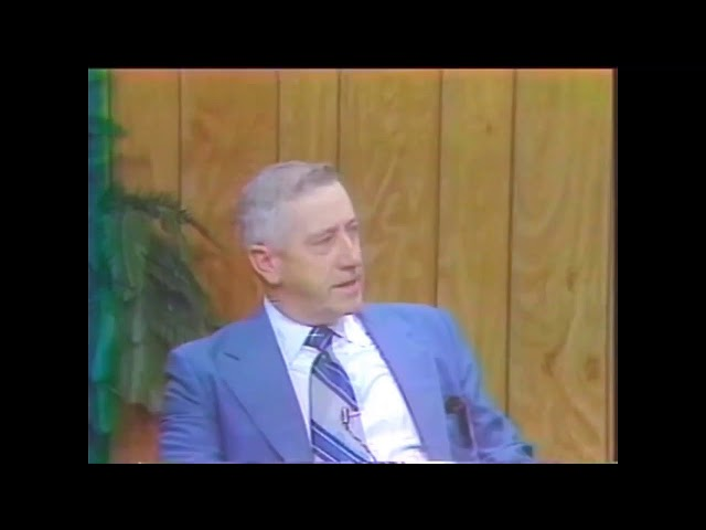 Testemunho Ir Charlie Mitchell