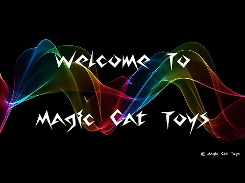 Welcome To Magic Cat Toys