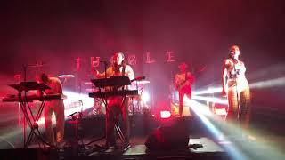 Jungle - Casio @ Auditorio BlackBerry, México City. 03/10/18