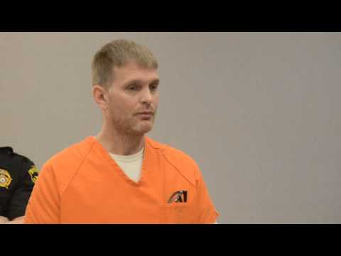 Steven Goff sentencing for the death of Frederick Hart
