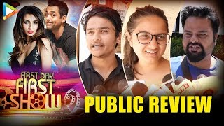NANU KI JAANU | Abhay Deol | Patralekha | Public Review | First Day First Show