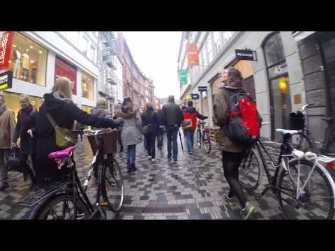 Copenhagen City Centre / GoPro