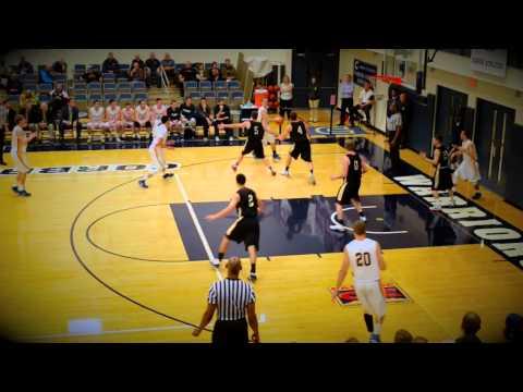 Corban Men's Basketball vs. Willamette Highlights - YouTube
