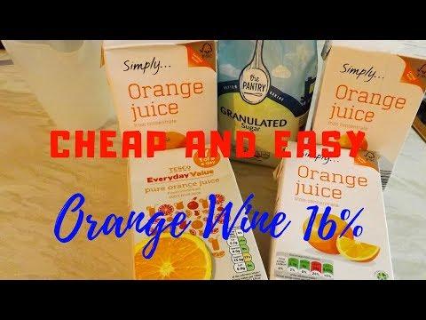 Easy Orange Wine 16%