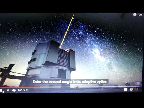 CGI computer graphics- Biggest telescopes on World are useless