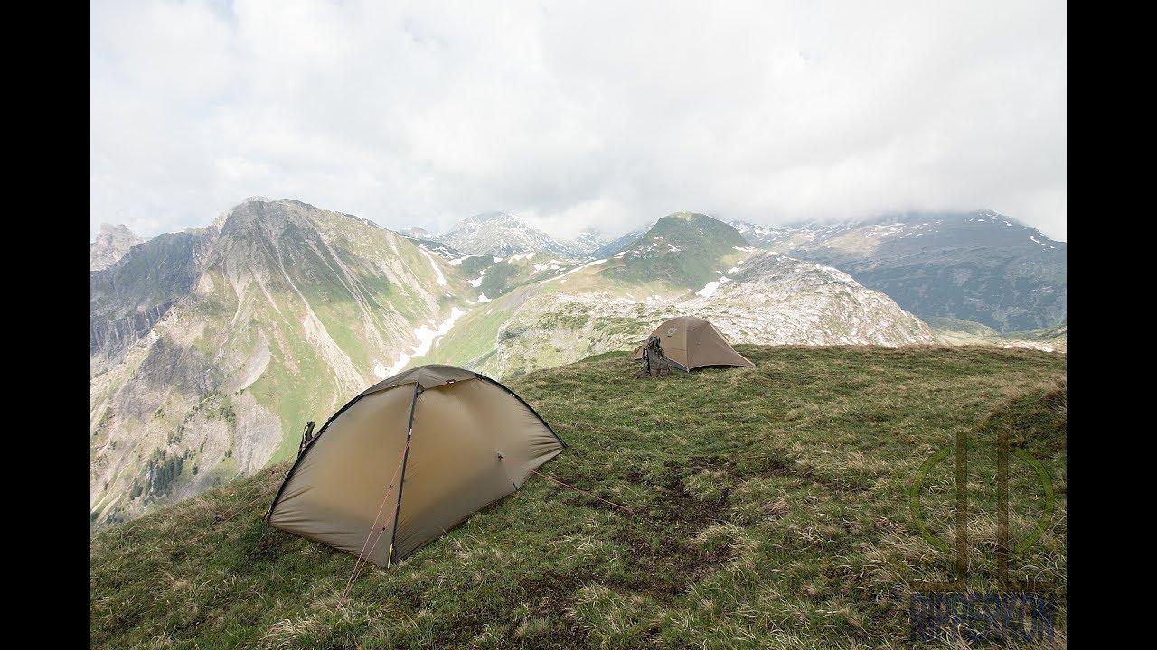 1fad7f03bc8182 Zelte in den Bergen - Adventure Vlog 16 - Hilleberg Unna