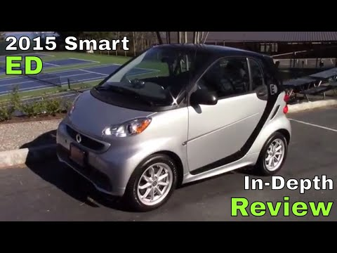 2015 Smart ForTwo ED - Review
