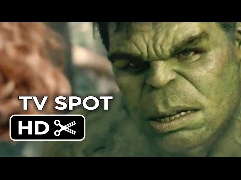 Avengers: Age of Ultron TV Spot - In the Flesh (2015) - Avengers Sequel Movie HD