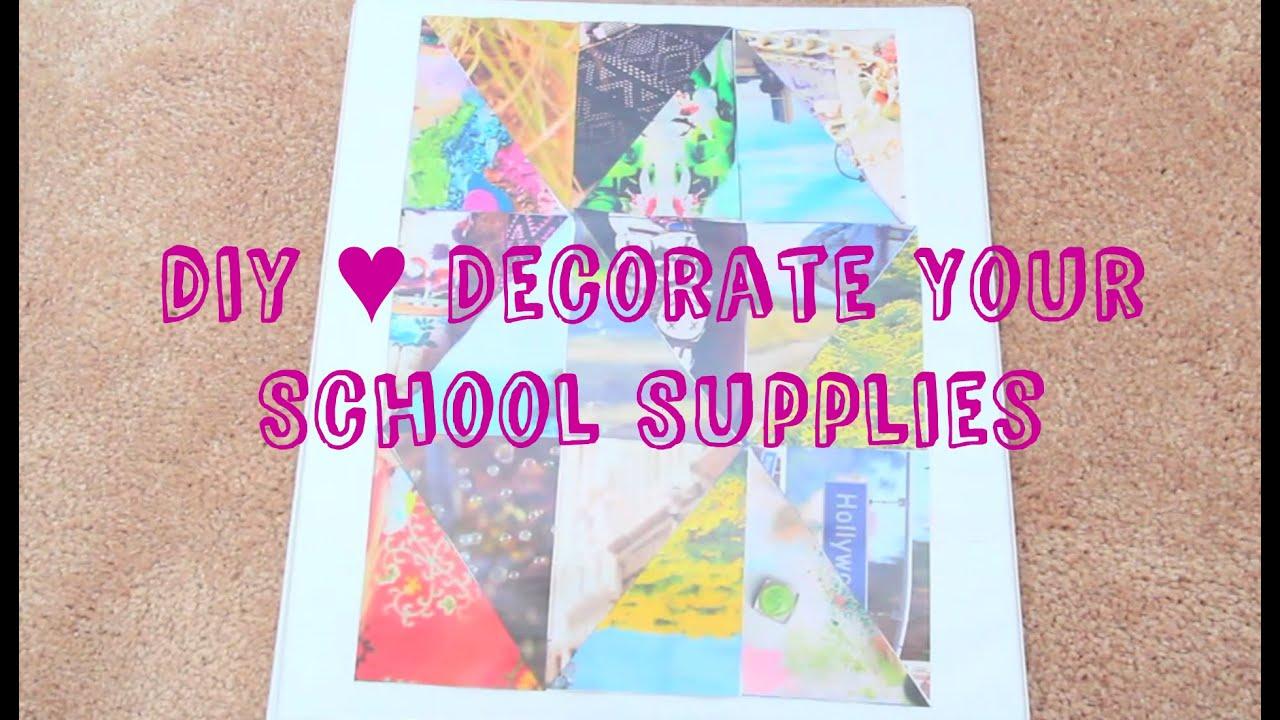Fashion Design School Supplies