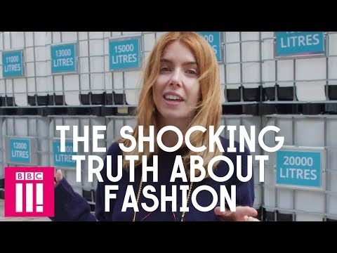Confronting High Street Shoppers with A Shocking Truth: Stacey Dooley Investigates