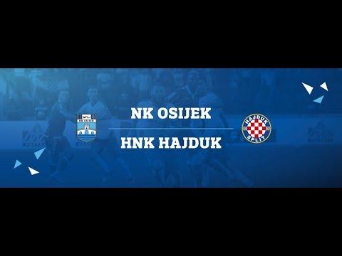 HRVATSKI KUP: NK Osijek-HNK Hajduk Split UŽIVO