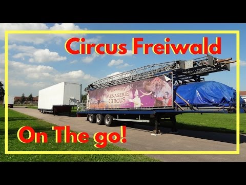 Circus Freiwald, Transport