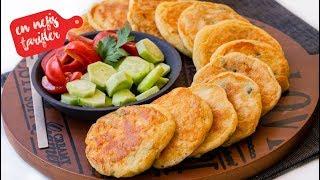 Börek Tadında Yumuşacık Peynirli Kaşık Dökmesi Nasıl Yapılır? 5 Dakikada Hazır Kaşık Dökmesi Tarifi