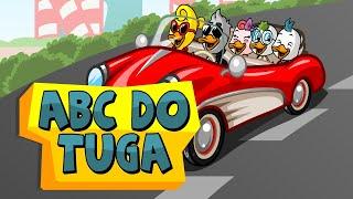 Música do ABC - Patinho Tuga (Abc infantil, com as letras K, W e Y)
