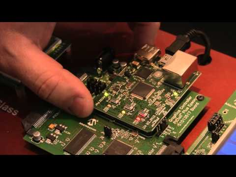 Microchip's Graphical Display Solutions