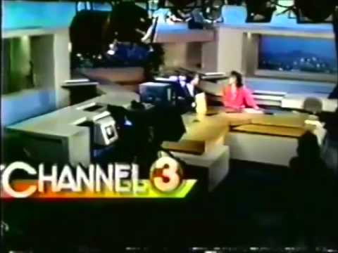 KTVK Channel 3 at 6:00PM Close, 1988