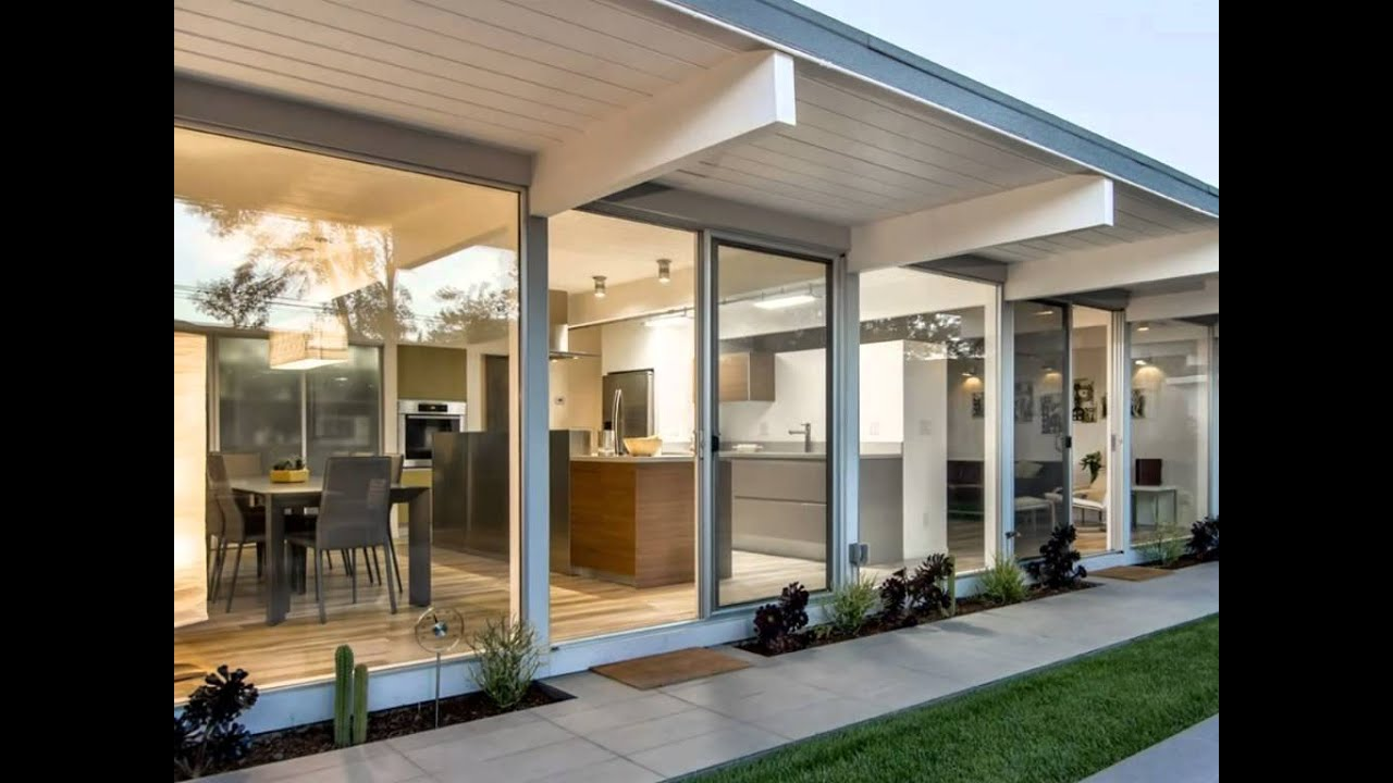 Eichler Renovation, Remodel, And Addition  Youtube