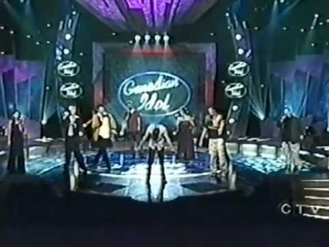 Copy of MOST MEMORABLE CANADIAN IDOL SEASON 1