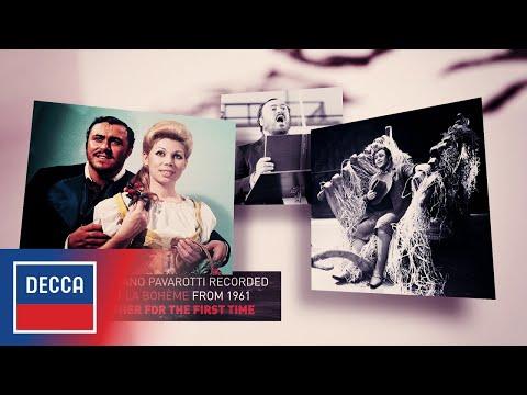 Luciano Pavarotti: Complete Opera Recordings