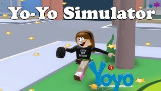 ROBLOX Yo-Yo Simulator Be the Master