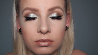 MAKEUP TUTORIAL S DUHOVÝM ROZJASŇOVAČEM OD WET N WILD|RAINBOW HIGHLIGHTER TUTORIAL