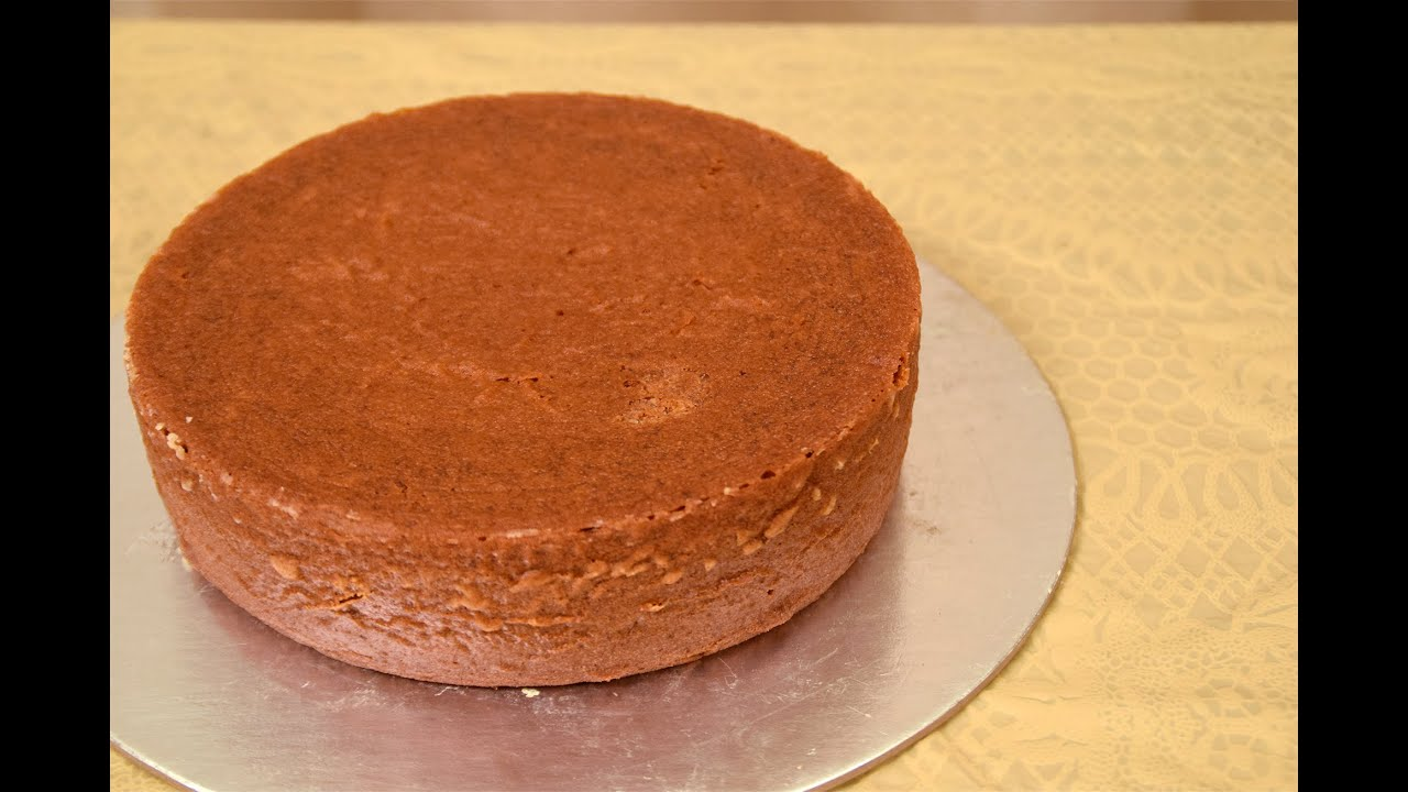 Fatless Victoria Sponge Cake Recipe